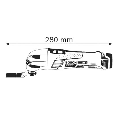 Multicortadora à Bateria