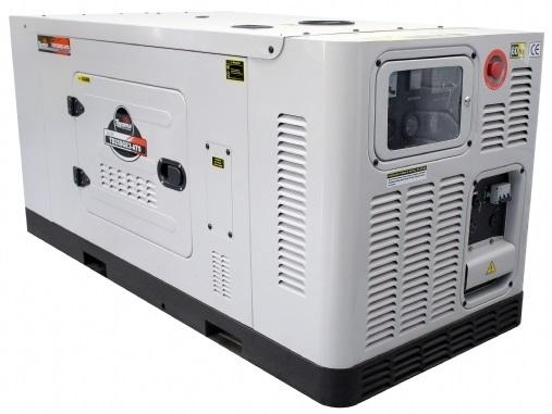Gerador Diesel Monofasico TD25SGE